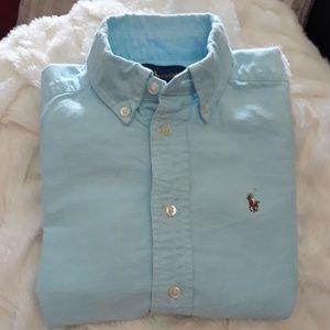 Ralph Lauren polo shirt button down size 4t